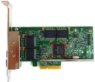 00RX892 IBM 5899 PCIe2 4-Port 1GbE Adapter N99093