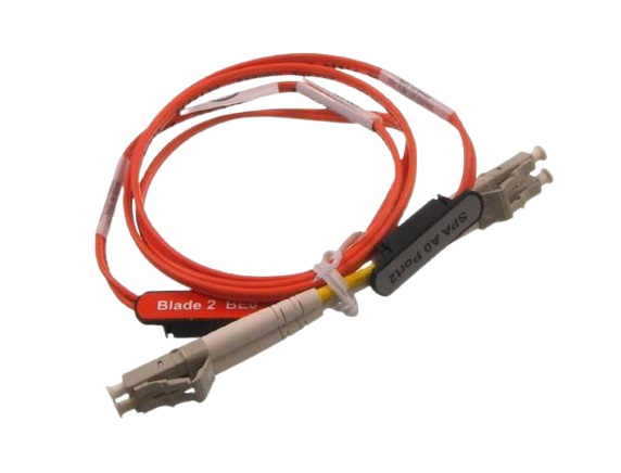 038-003-351 EMC Fibre Optic multi-mode 1m Lc-lc Fibre Channel