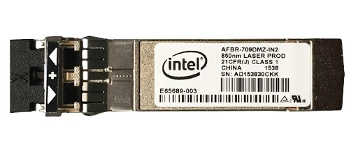 0XYD50 Dell / Intel Transceiver 10GbE SFP LC MMF