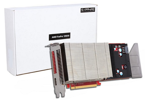 100-505985 AMD FirePro S9050 Server Graphics Card