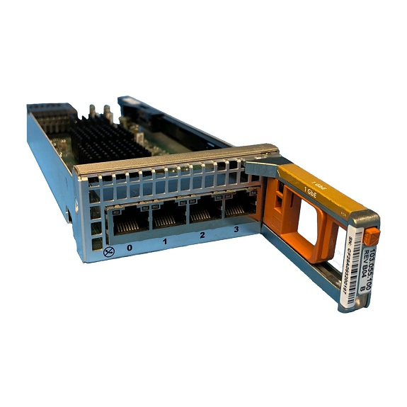103-055-100 EMC 4Port 1GBIT Ethernet Module