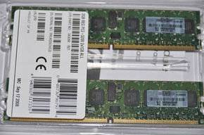 483401-B21 HP 4GB (2x2GB) PC2-5300 SDRAM Kit