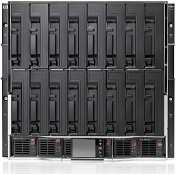 HP Blade Chassis c7000