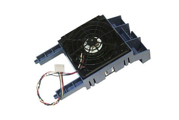 HP 519737-001 ML330 ML150 G6 Front System Fan with holder