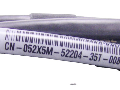 52X5M EMC DD670 ES20 Server ESG-X 3M Mini-SAS to Mini-SAS Cable