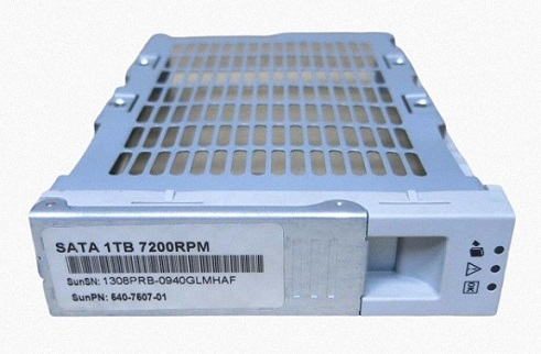 540-7507-01 Sun 3.5 HDD Caddy Only For Sun Fire X4500 Servers