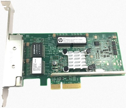 649871-001 HP 1GB ethernet adapter - 4-port 331T