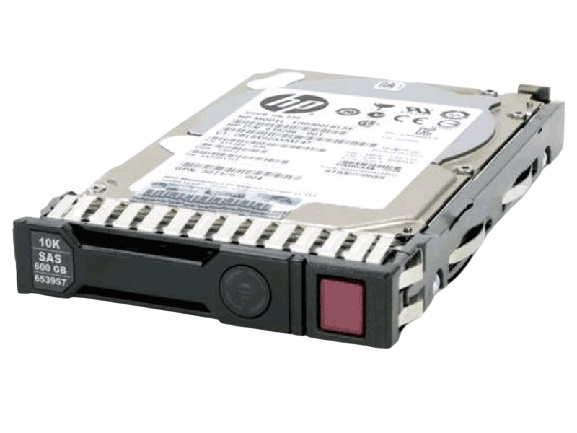 652583-B21 HP G8 G9 600-GB 6G 10K 2.5 SAS-3YR HPE WARRANTY