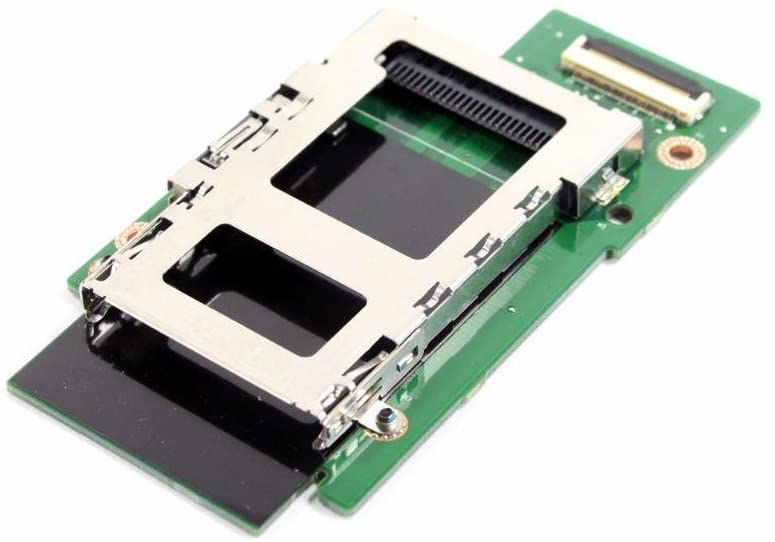 673NK Dell Vostro 3750 Card Reader Slot Cage and Circuit Board