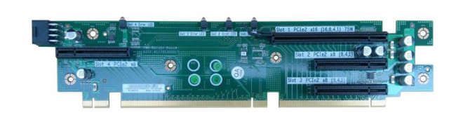 69Y4920 - IBM PCI Riser Card Assembly for System x3755 M3