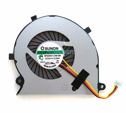 BAAA0705R5H Toshiba Satellite Radius P55W-B CPU Cooling fan