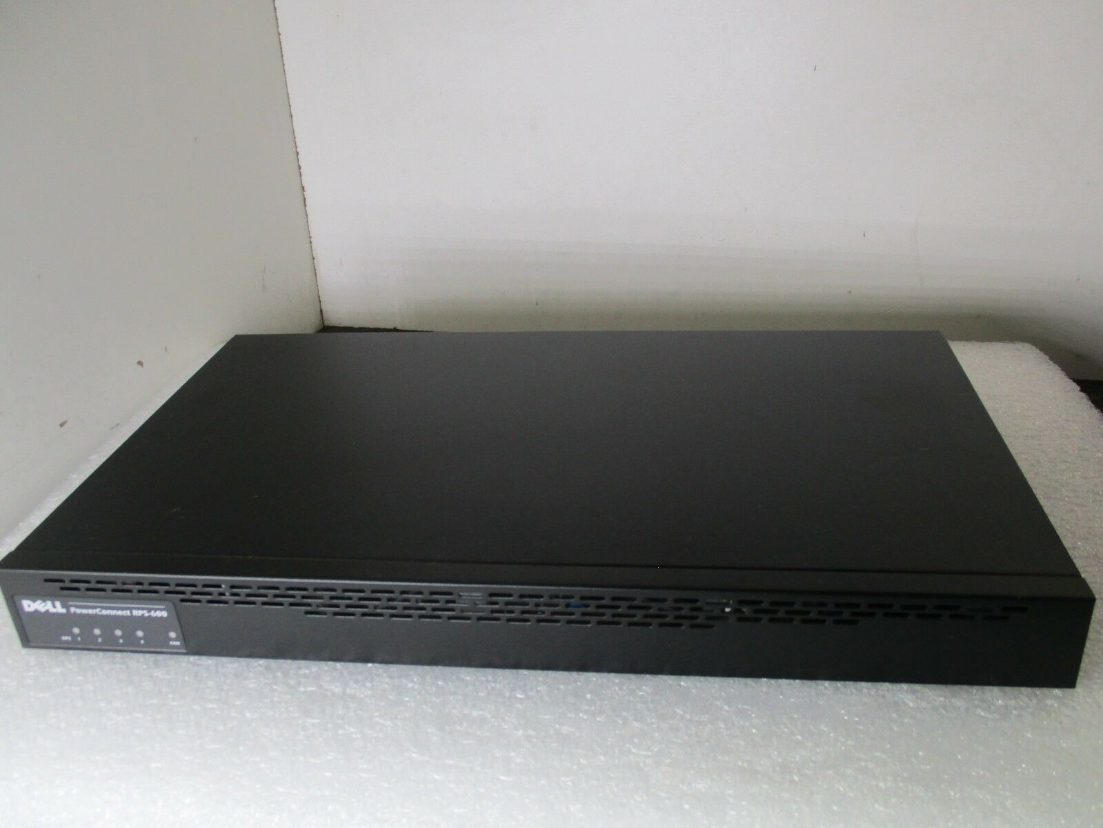 0W700K-DELL POWERCONNECT RPS-600, (P/N: 0W700K)
