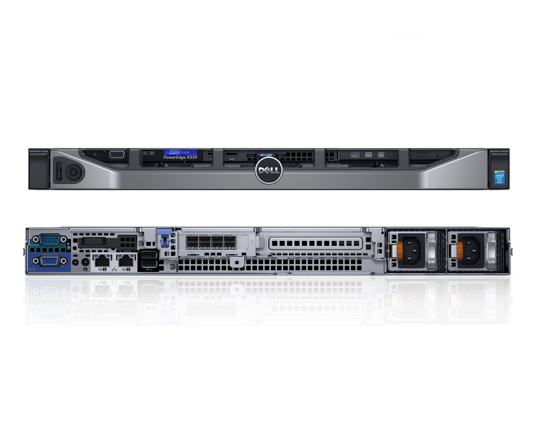 Dell PowerEdge R330-CONFIGURE-TO-ORDER (CTO)