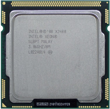 Dell Intel Xeon X3480 3.06GHz -DPN SLBPT
