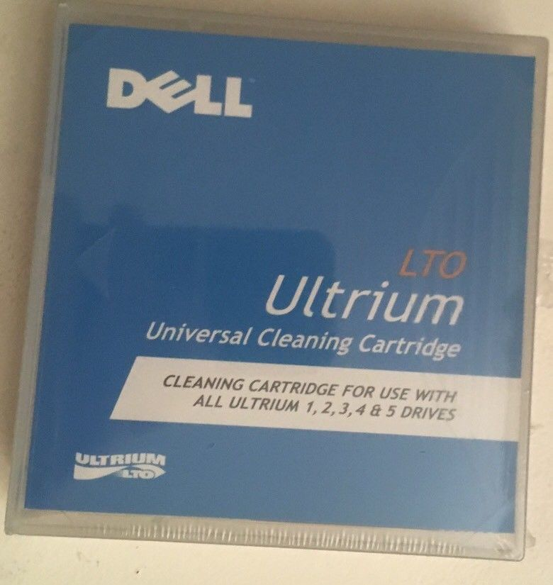 01X024-DELL Ultrium LTO Universal Cleaning Cartridge