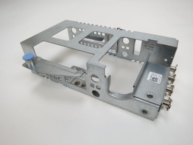 Dell POWEREDGE R210 II Hard Drive Metal Cage Bracket 2 X 2.5IN
