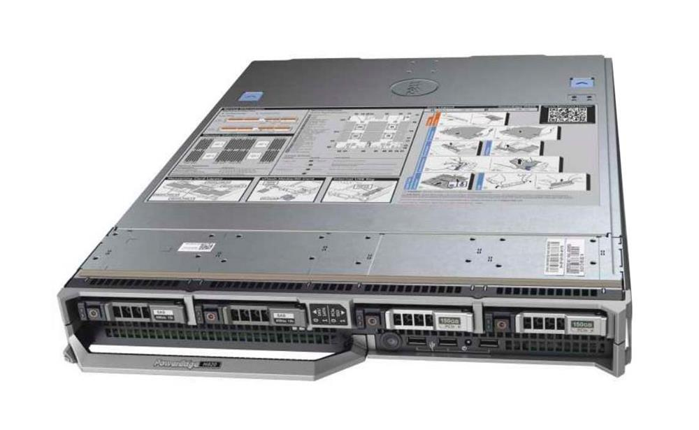 Dell PowerEdge M820 Full Height Blade Server