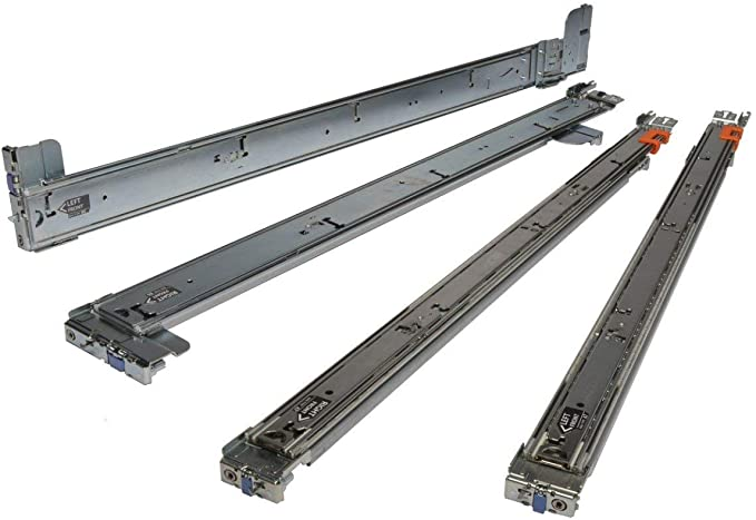 Dell PowerEdge R320/R420/R620 Server Sliding Rails 1U RAIL KIT