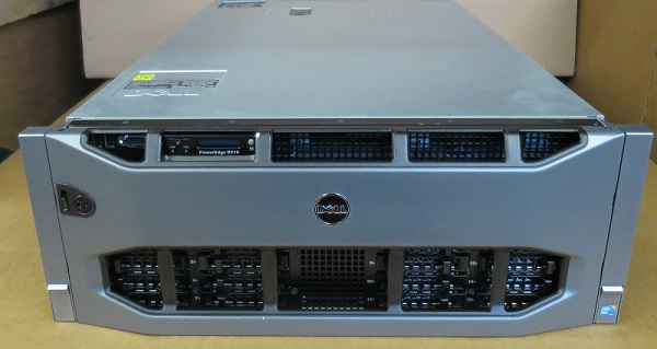 Dell PowerEdge R910 4U Rack Server
