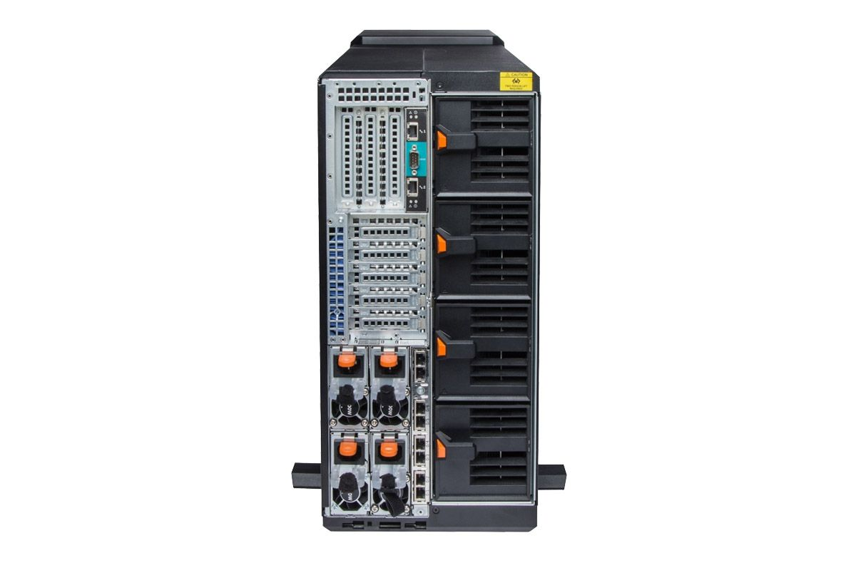 Dell PowerEdge VRTX Tower Chassis with 1 x M620P Blades