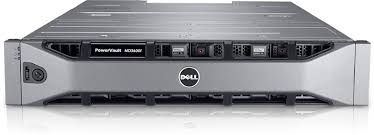 Dell PowerVault MD3600f Fibre Channel Storage Array