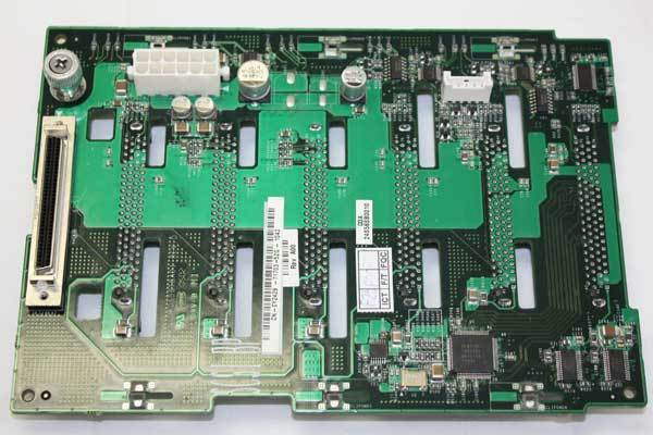 Dell PowerEdge 1800 1 x 6 SCSI Backplane Board - Y2429