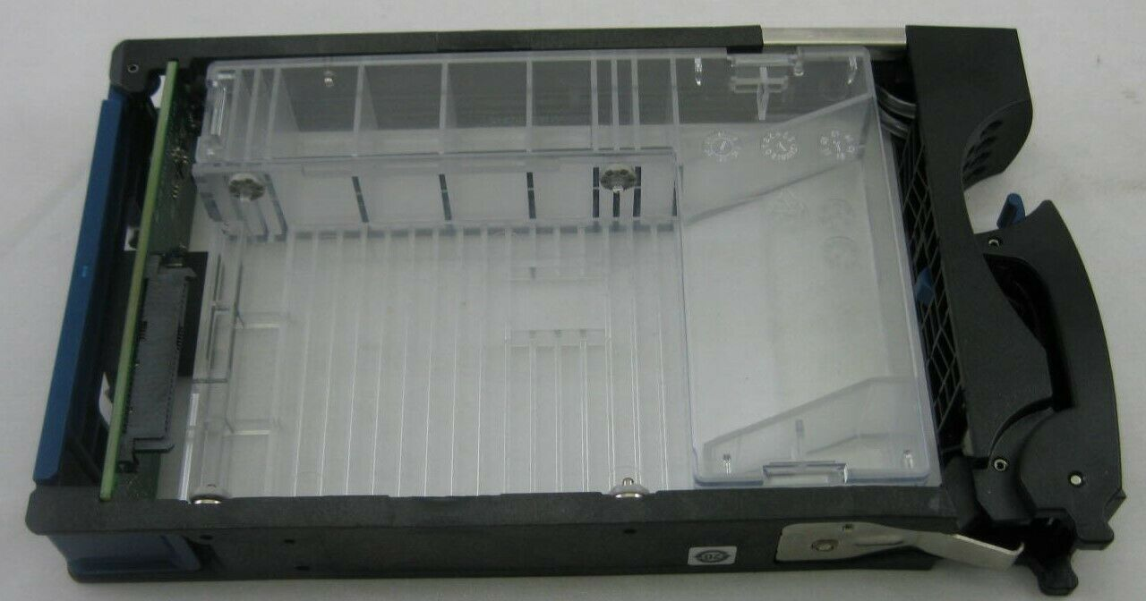 EMC 303-115-003D VNX Tray Hard Drive Caddy SAS to FC Interpos