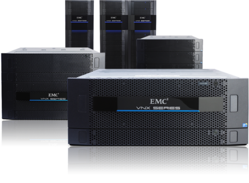 EMC VNX 5500 UNIFIED STORAGE SYSTEM