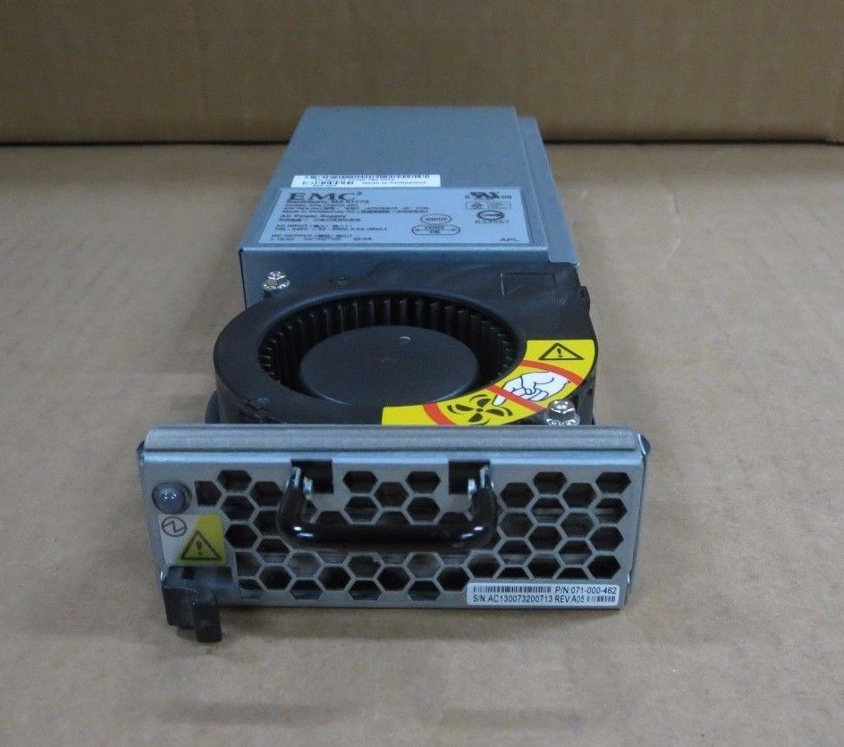 EMC 071-000-508 Power Supply Fan Blower Module XX491