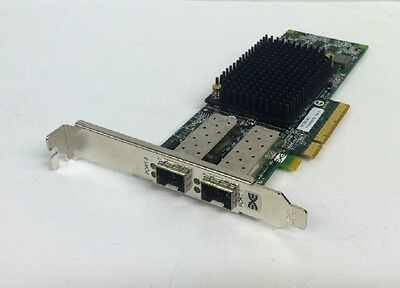 EMULEX 2 Port PCI-e 10GB Dual Gigabit FIBRE CHANNEL HBA