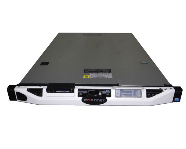 FAZ-1000C-E07S Fortinet FortiAnalyzer 1000C Firewall Appliance
