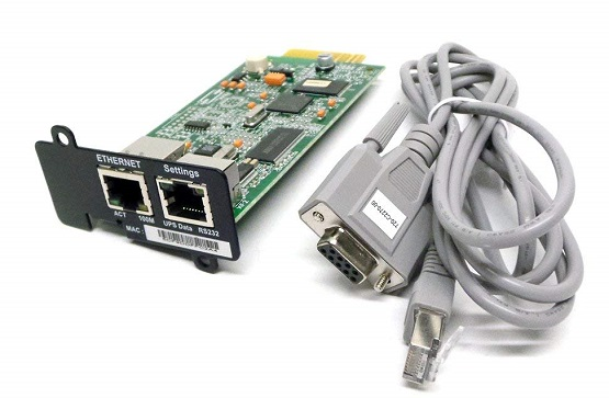 H910P Dell PowerEdge UPS Network Management Card