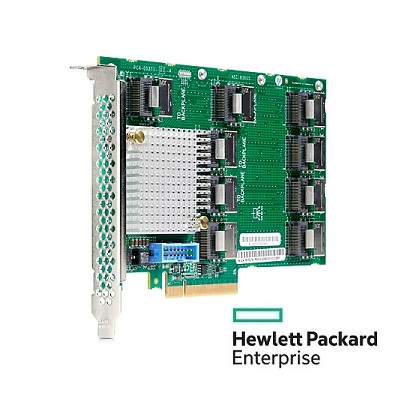 HP 12G SAS Expander Card with Cables for DL380 Gen9