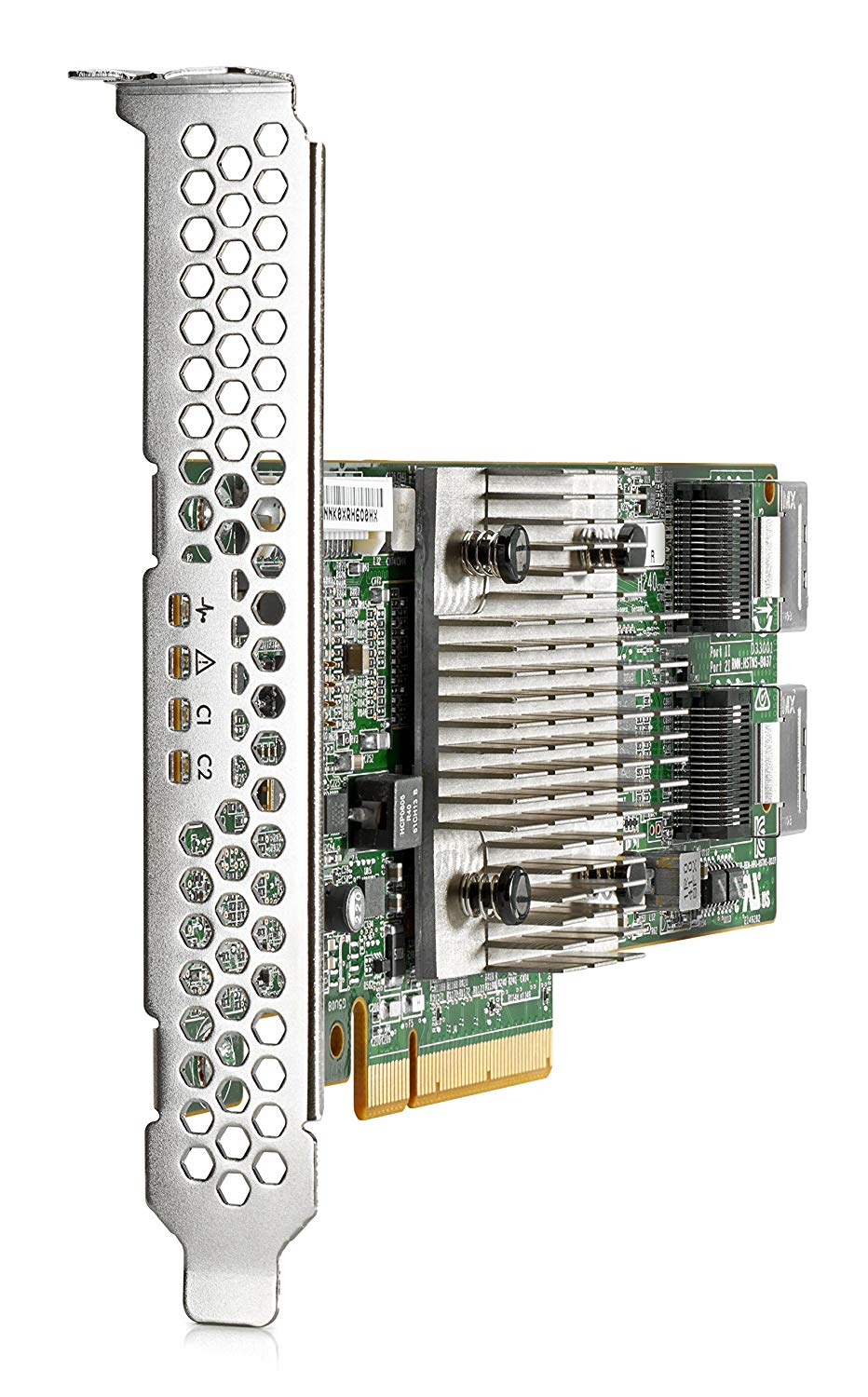 HP H240 Smart Host Bus Adapter Storage Controller Plug-in Card