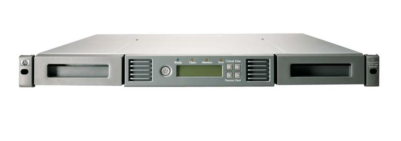 HP StorageWorks 1/8 G2