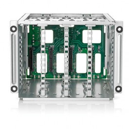 HP ML150 G6 SAS/SATA: 4X 3.5 HARDDISK CAGE / HOUSING, P/N: 4665