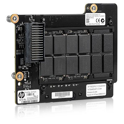 HP 785GB MLC IO Accelerator for Blade System