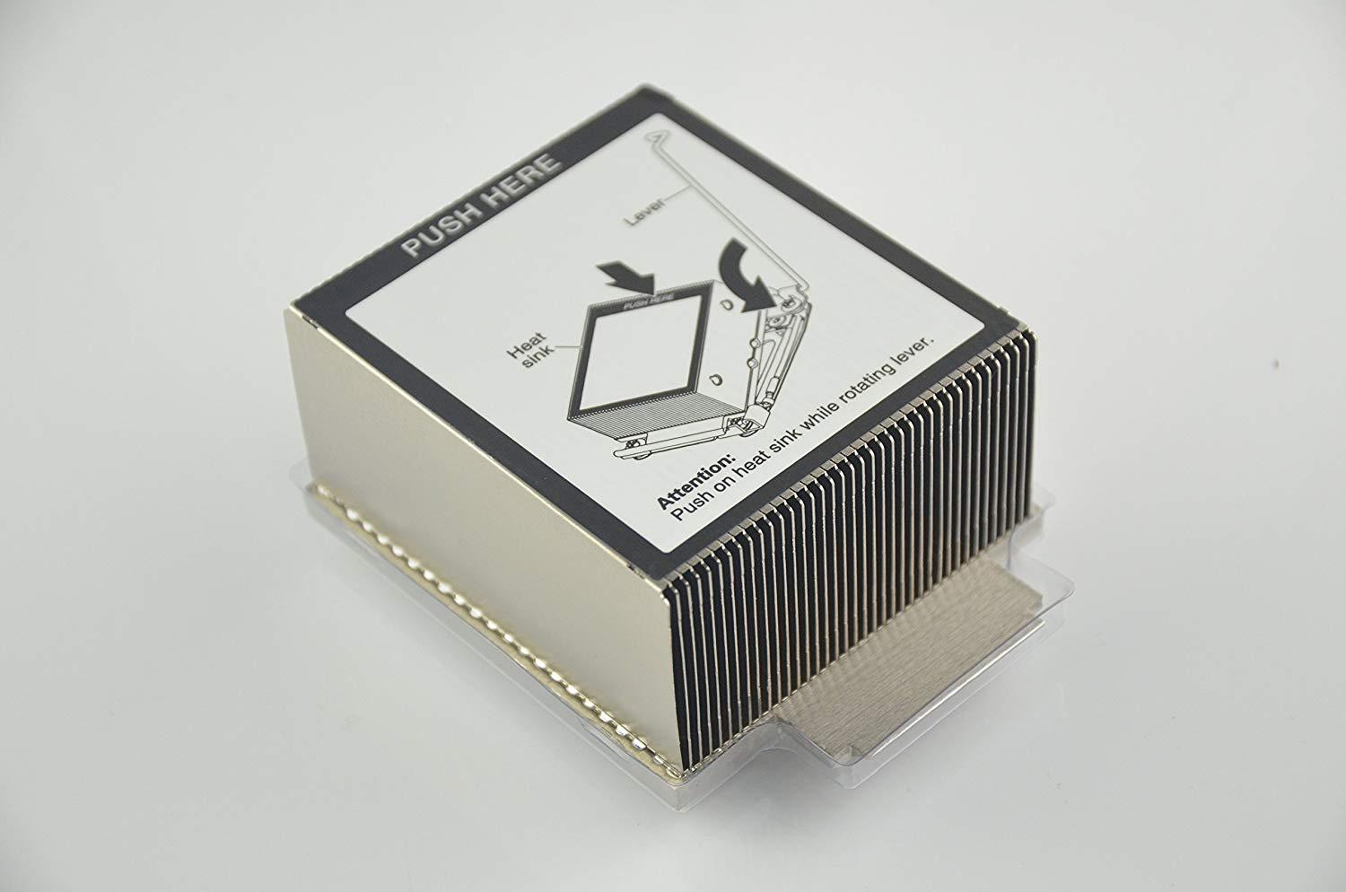 Earthtek Replacement Server Heatsink for IBM X3650m4 X 3650 m4