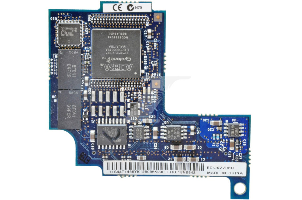 13N0842 IBM BLADE SERVER KVM DAUGHTER CARD