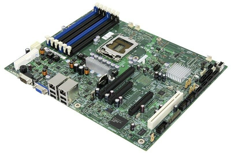 INTEL S3420GP Intel E51976-406 LGA1156 ATX Server Board