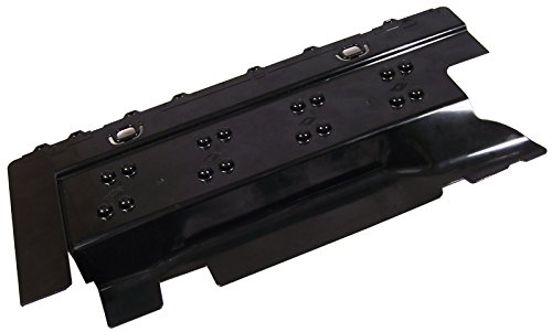 Intel SFC4UR Black Plastic CPU Air Baffle D63074-003