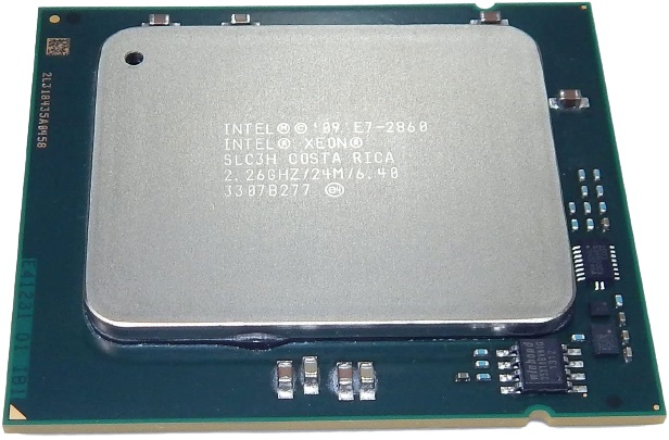 Intel Xeon E7-2860 2.26GHz 10C 24MB CPU SLC3H