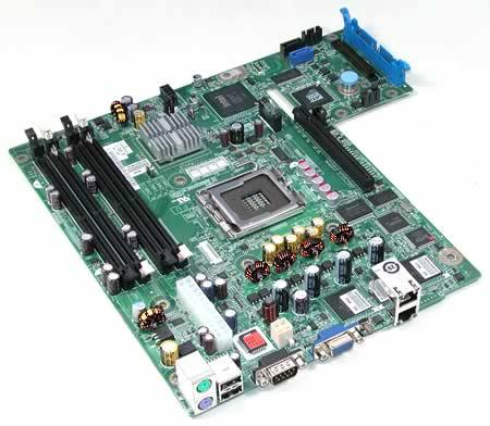 KM697 Dell OEM PowerEdge 860 Server Motherboard (Mainboard)