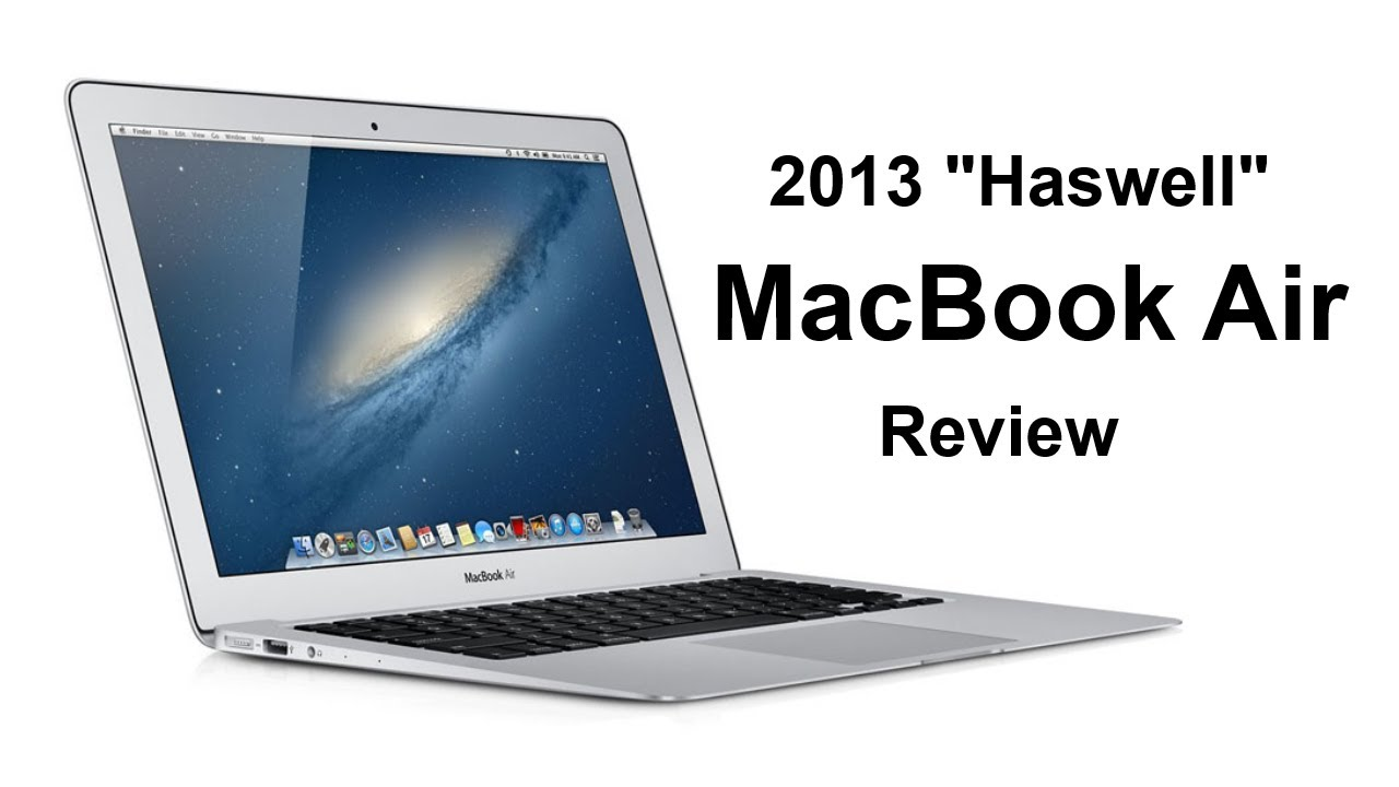 MacBook Air (13-inch Mid 2013) (CTO)