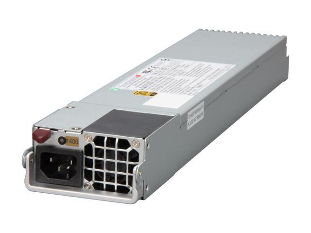 PWS-1K41P-1R Supermicro 1400W 1U Redundant Power Supply