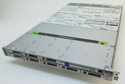 Sun Sunfire X4170 1U Rack Mount Server