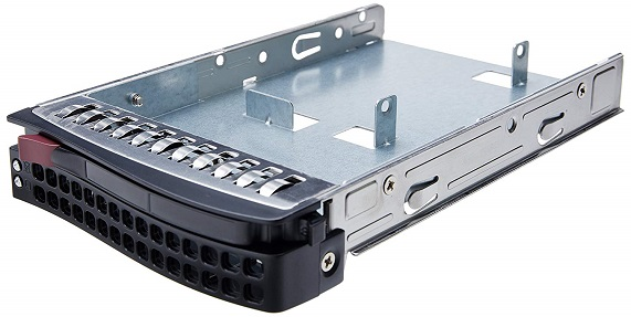 Supermicro MCP-220-00043-0N 3.5 convert to 2.5 HDD Tray