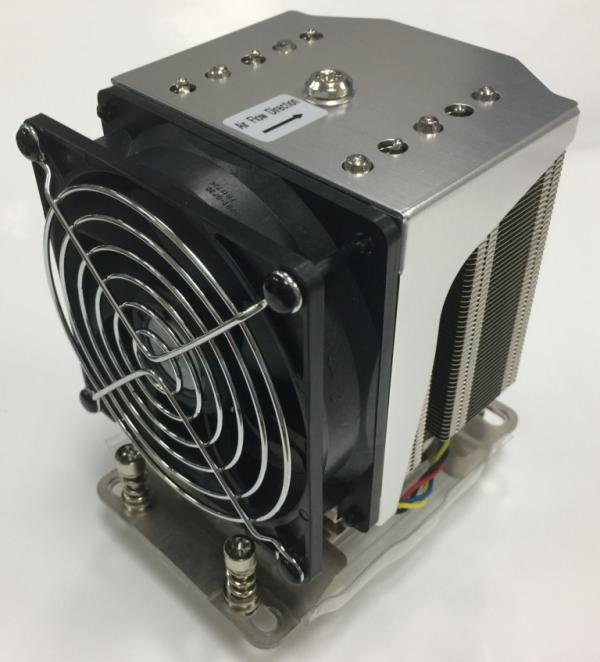 Supermicro SNK-P0064AP4 Active Cooling Kit for AMD EPYC 7000 SP3