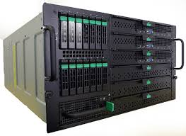 Intel Modular Server System Chassis