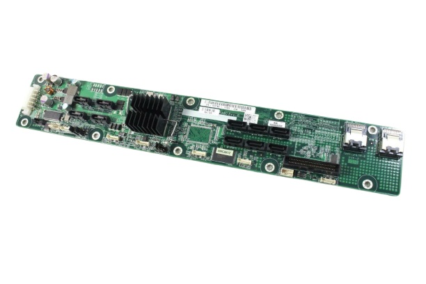 VTT62 Dell PowerEdge C1100 Hard Drive Backplane Expander Board